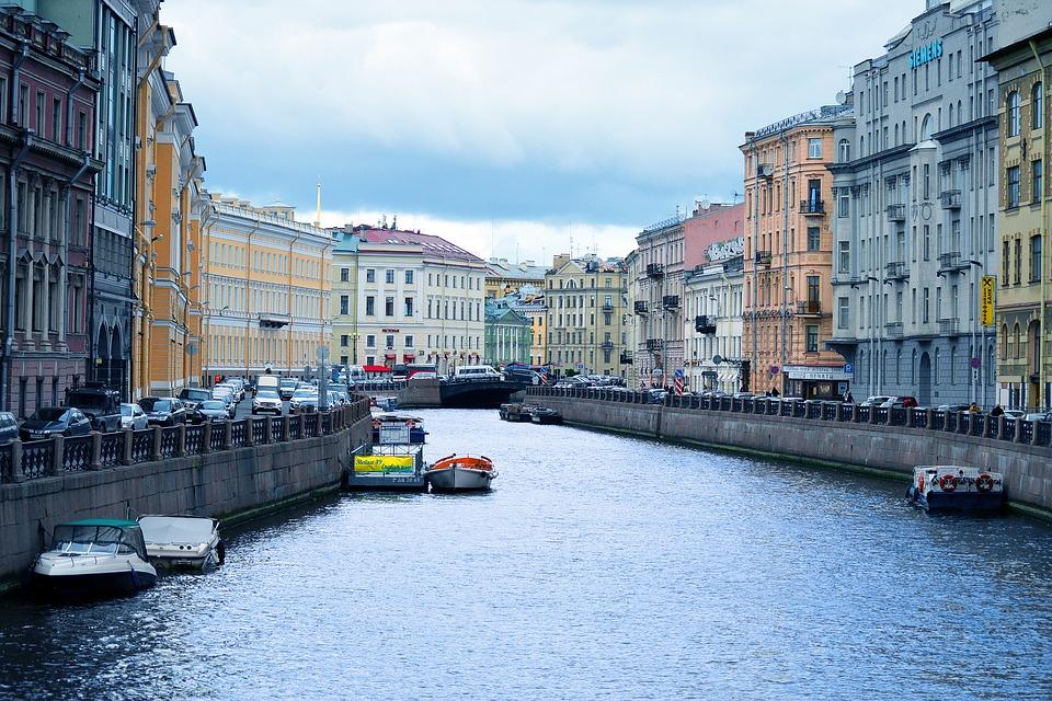 1. Russia, Europe
