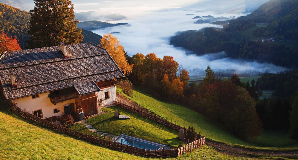 1. San Lorenzo Mountain Lodge, Trentino-Alto Adige