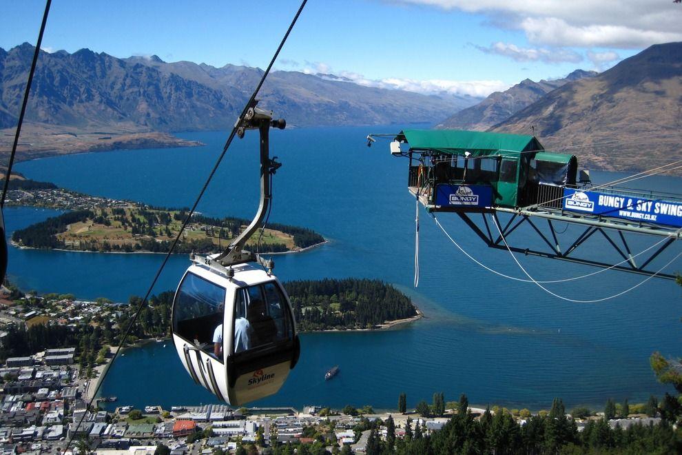 1. Skyline - Queenstown, New Zealand
