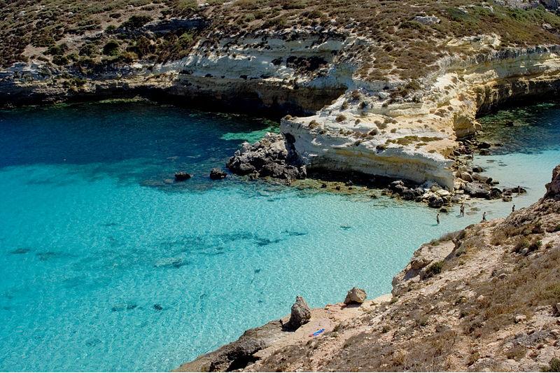 1. Spiaggia dei Conigli, Lampedusa, Sicily