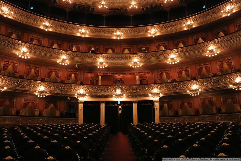 1. Teatro Colòn - Buenos Aires, Argentina