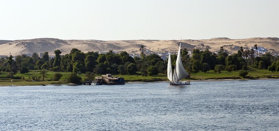 1. The Nile
