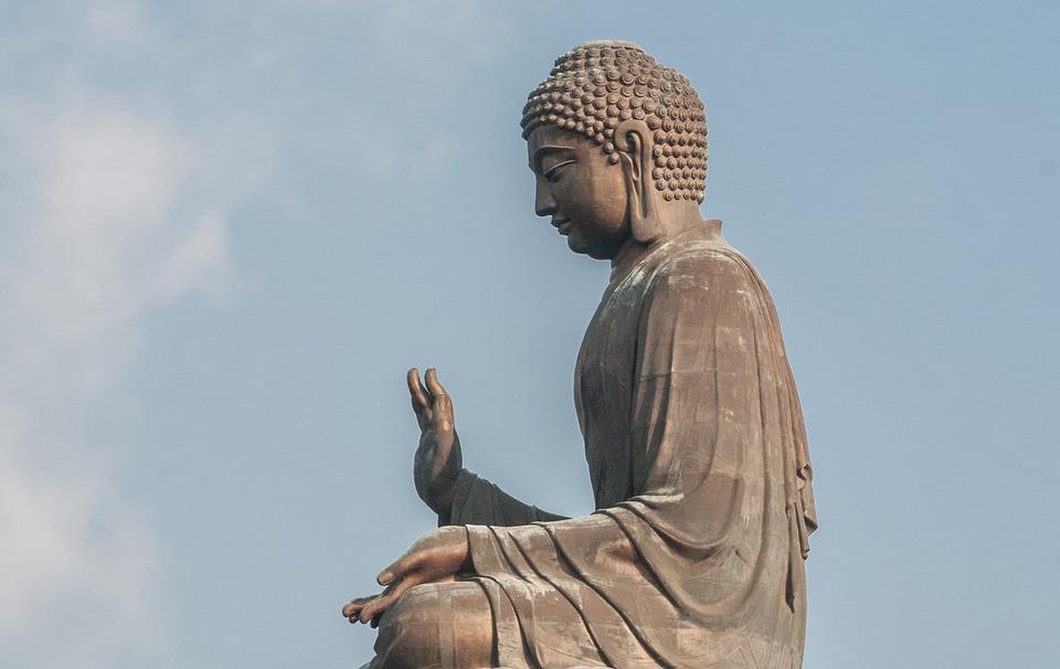 11. Tian Tan Buddha Statue, Hong Kong
