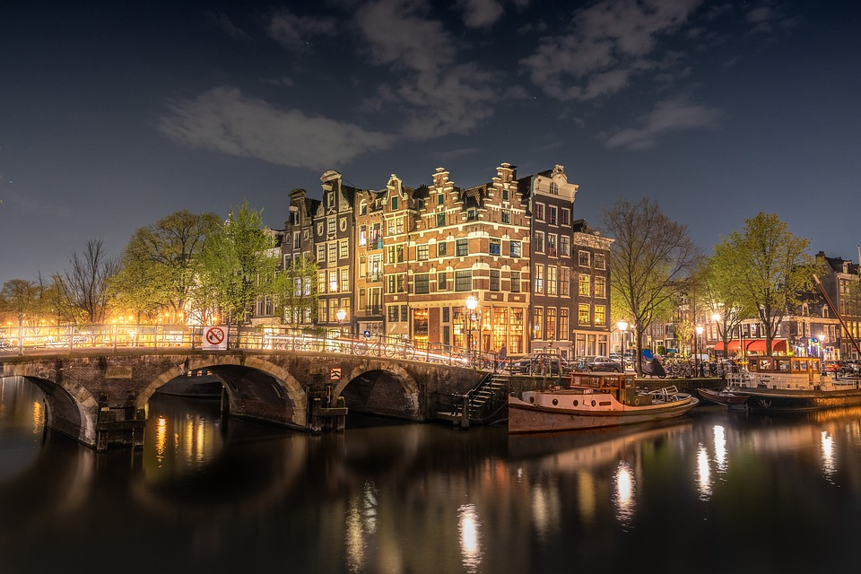 10. Amsterdam, The Netherlands