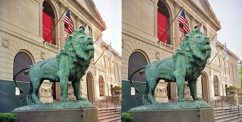 10. Art Institute of Chicago
