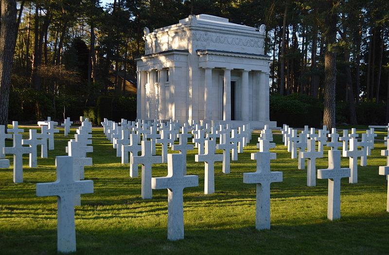 10. Brookwood Cemetery