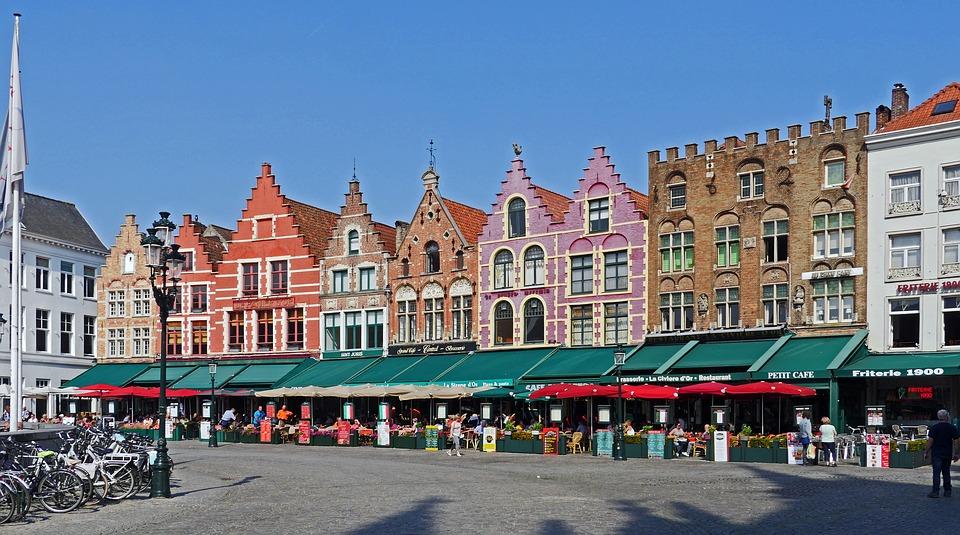 10. Bruges, Belgium