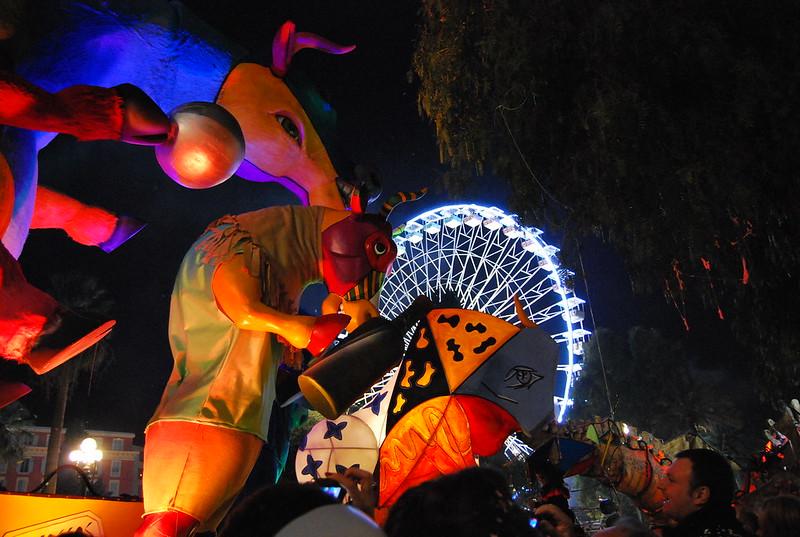 10. Carnaval de Nice - Nice, France