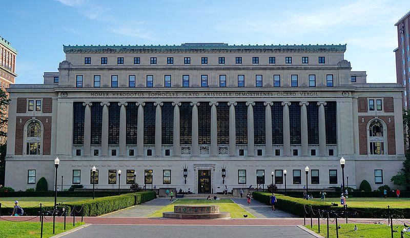 10. Columbia University, USA