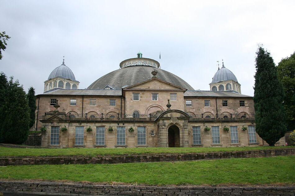 10. Devonshire Royal Hospital - Buxton, England
