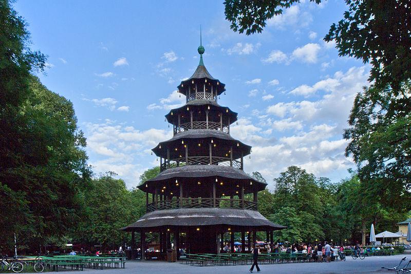 10. Englischer Garten - Munich, Germany