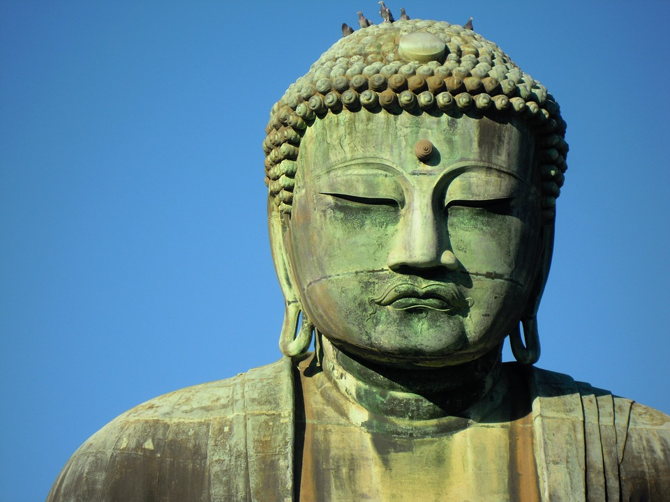 10. Great Buddha in Ling Shan, China