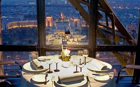 10. Le Jules Verne - Paris, France