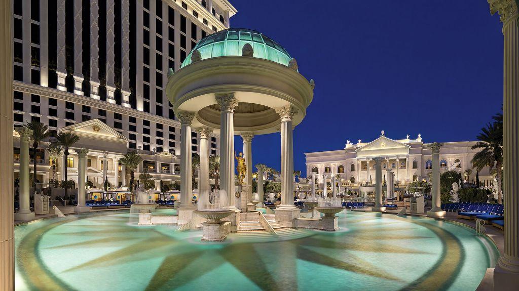 10. Nobu Hotel, Las Vegas