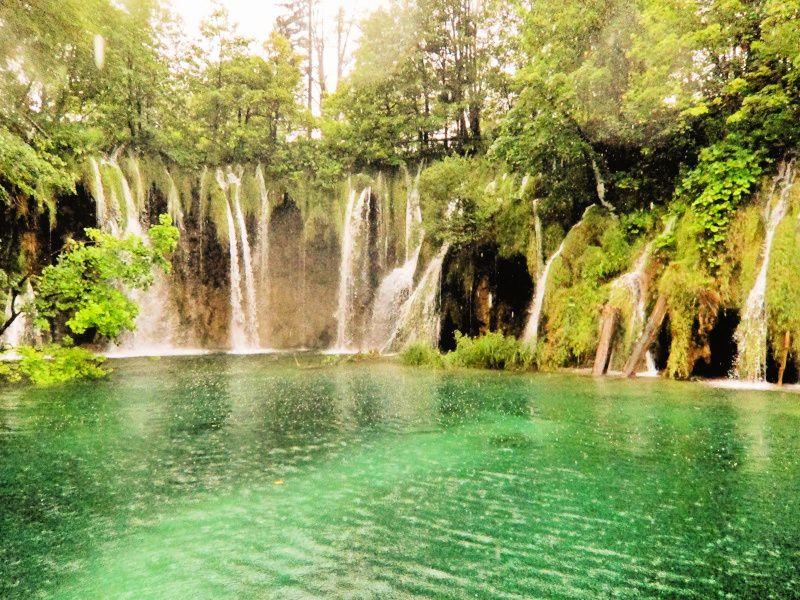 10. Plitvice Lakes National Park, Croatia
