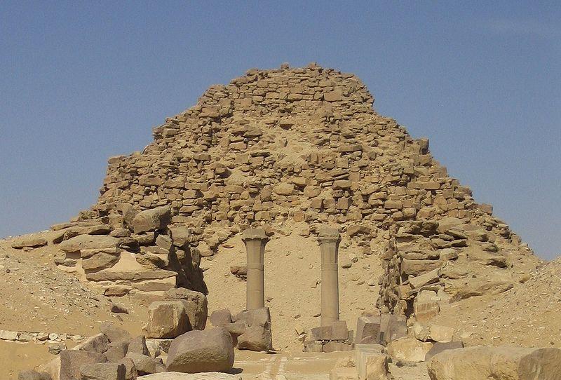 10. Pyramid of Sahure