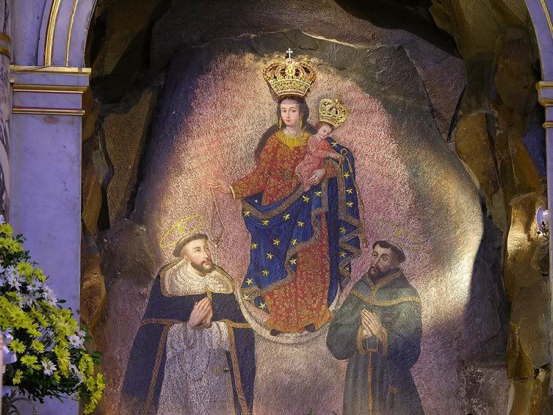 10. Shrine of Our Lady of Las Lajas - Colombia