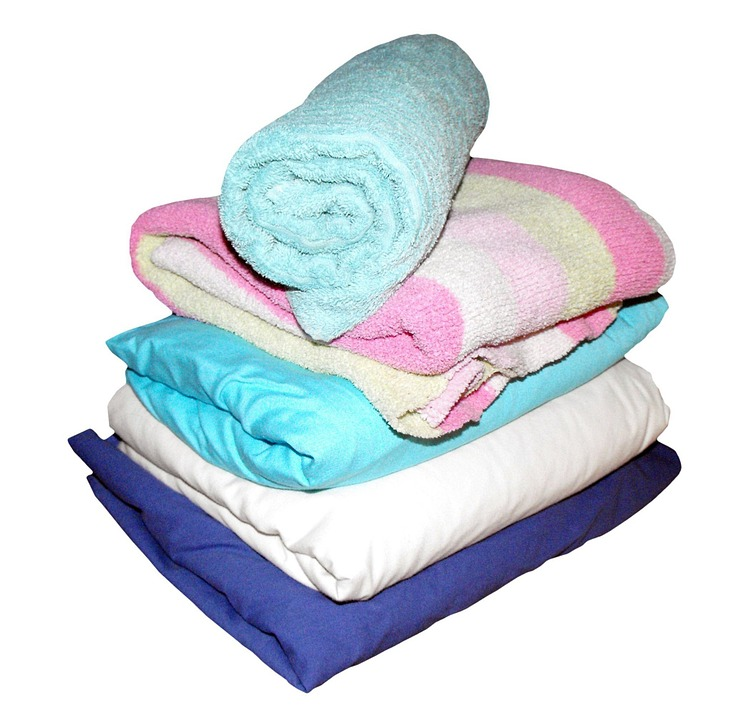 10. Towels and Sheets