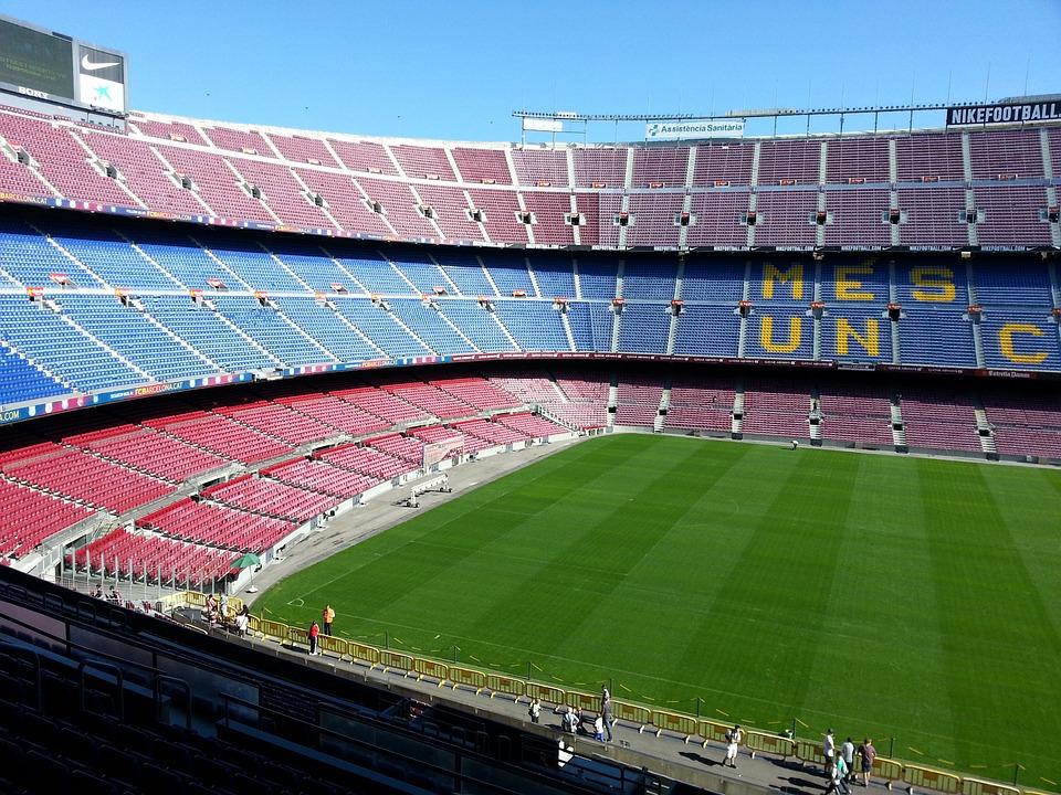 11. Camp Nou, Barcelona