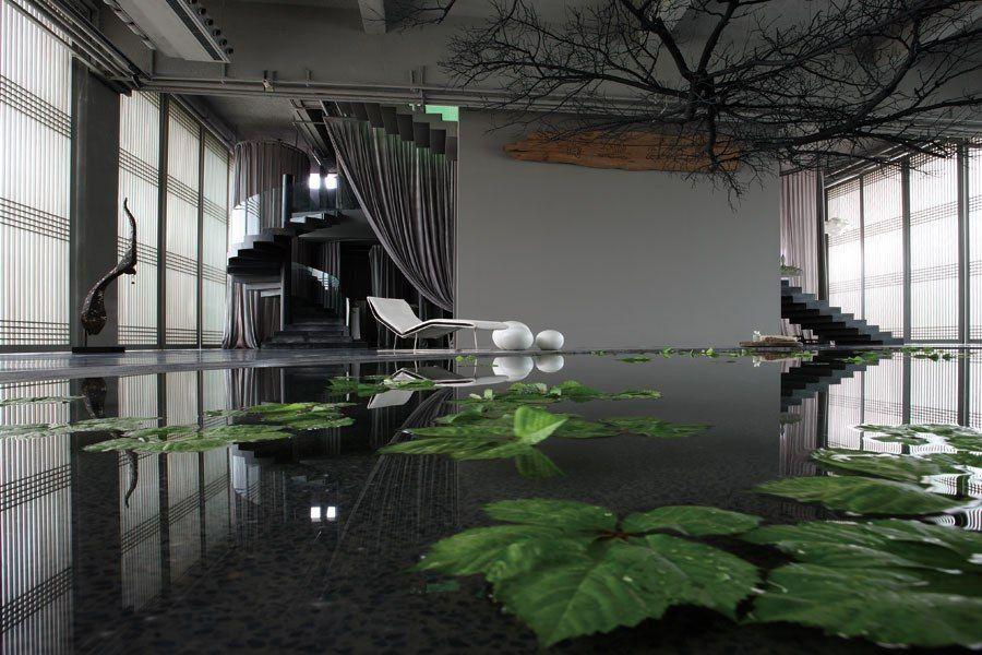 11. Green T. House - Beijing, China