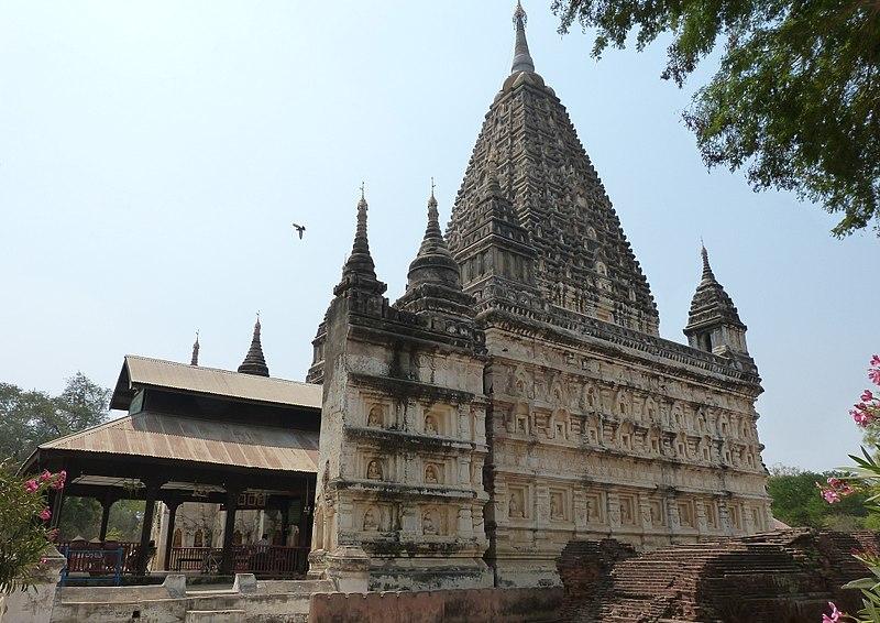 11. Mahabodhi Temple - Bodh Gaya, India