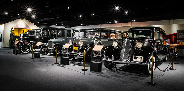 11. Museum of the Hearse - Barcelona, Spain