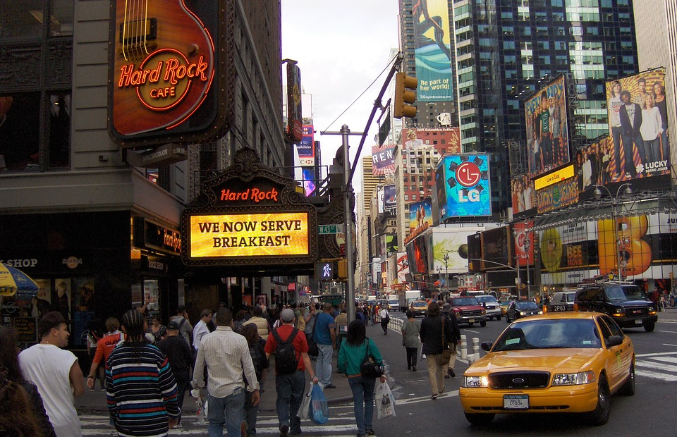 11. New York, United States