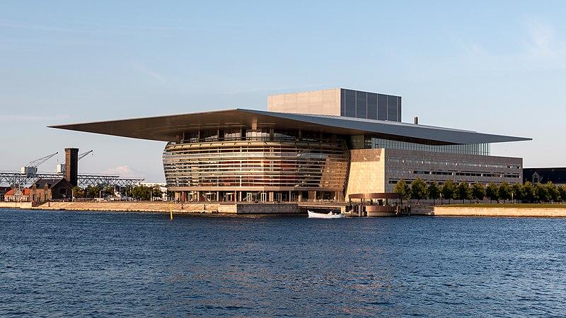 11. Opera House - Copenhagen, Denmark