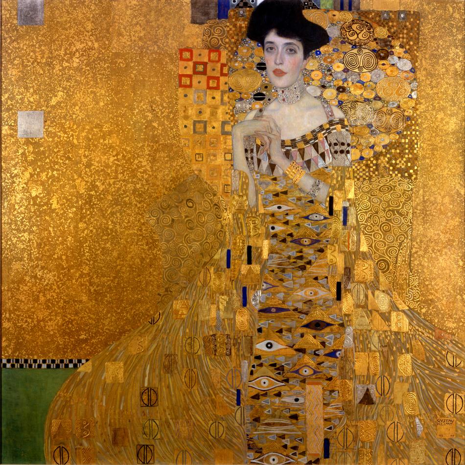 11. Portrait of Adele Bloch Bauer II