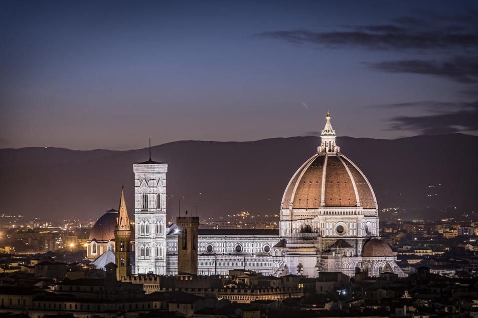 11. Santa Maria del Fiore - Florence, Italy