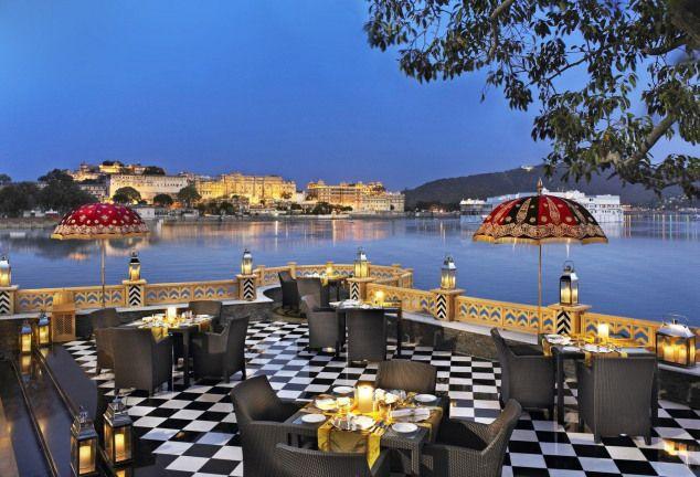 11. Sheesh Mahal - Udaipur, India