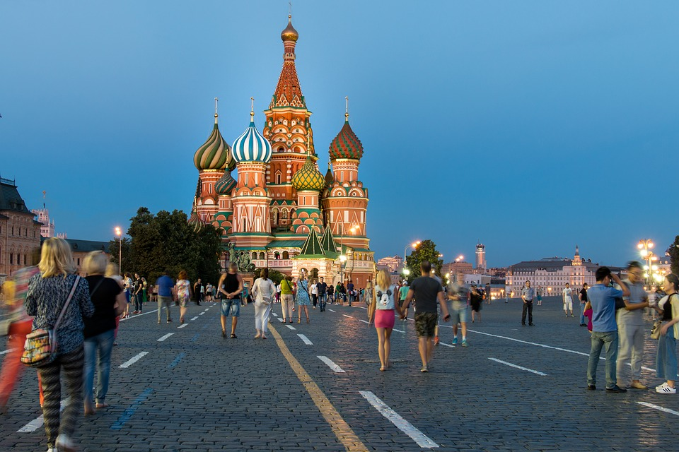 12. Moscow, Russia