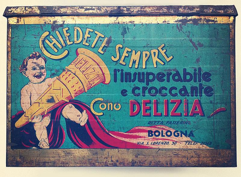 12. Museum of Ice Cream - Bologna, Italy