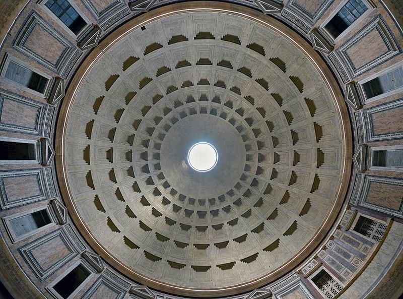 12. Pantheon - Rome, Italy
