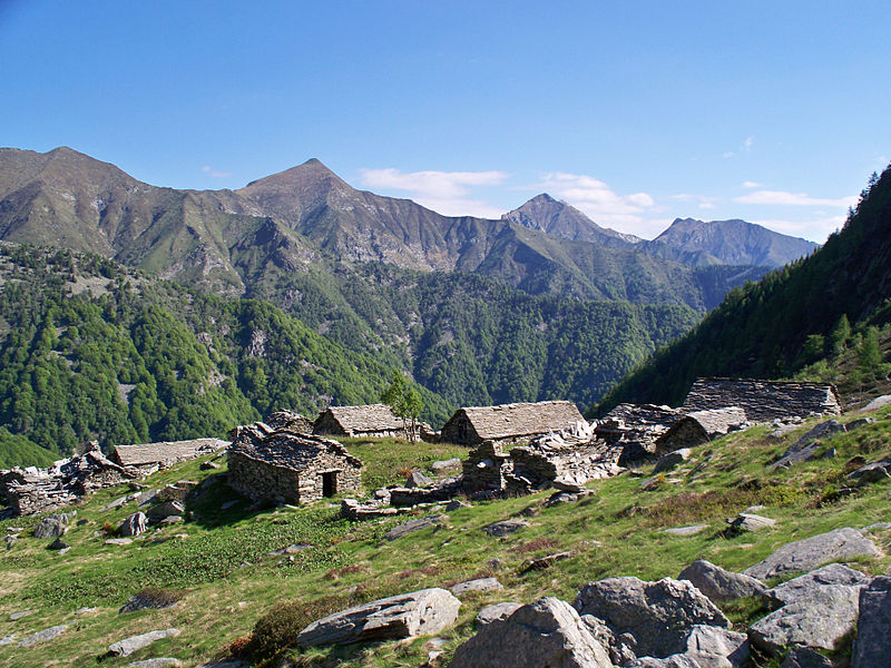 12. Val Grande National Park, Piedmont, Italy