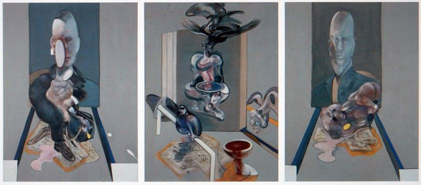 13. 1976 Triptych