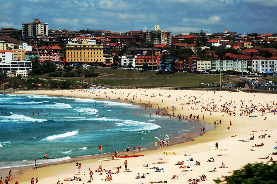 13. Bondi Beach, Sydney, Australia