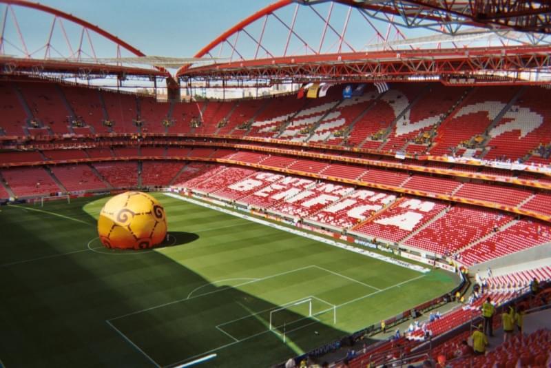 13. Da Luz Stadium, Lisbon