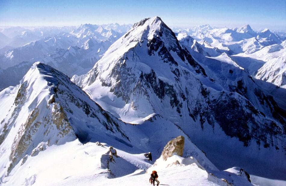 13. Gasherbrum II