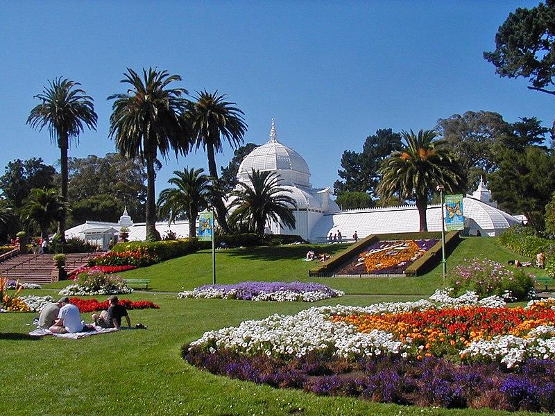 13. Golden Gate Park - San Francisco, USA