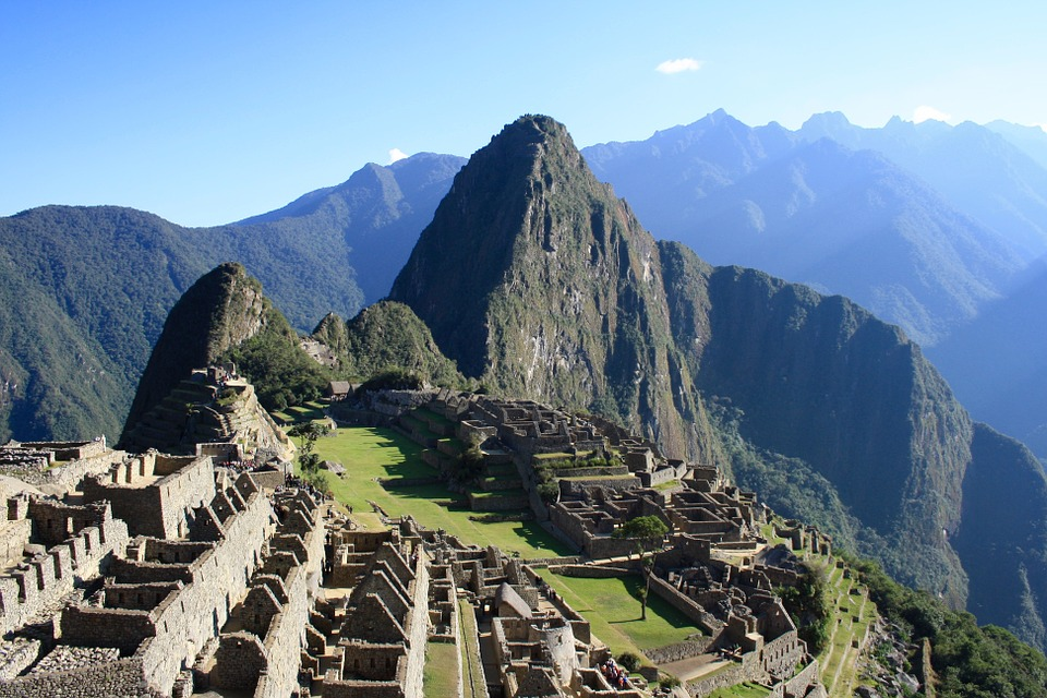 13. Machu Picchu, Peru