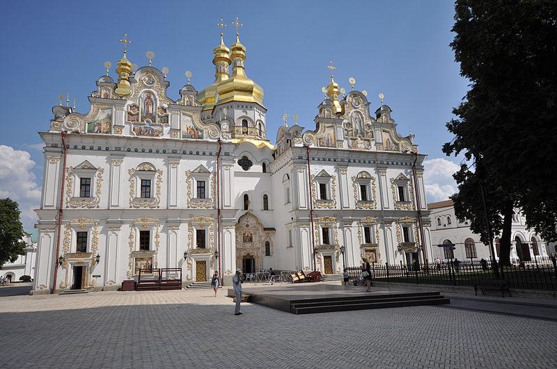 13. Pečerska Lavra or Monastery of the Caves - Kyiv, Ukraine
