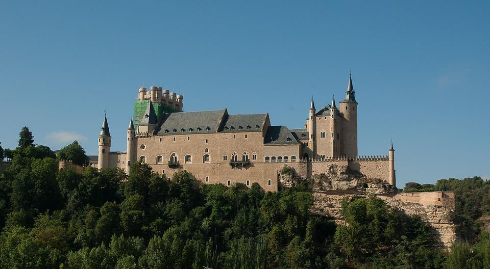13. Segovia, Spain