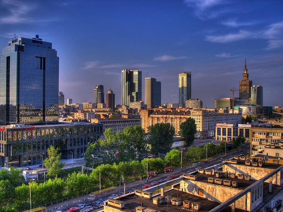 13. Warsaw, Poland