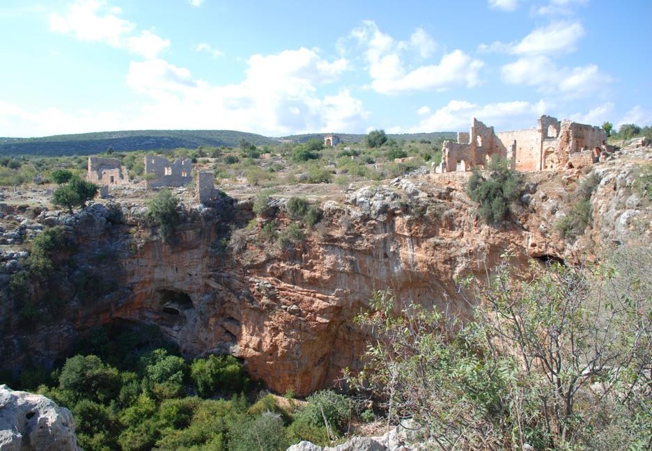 14. EGMA Sinkhole, Turkey