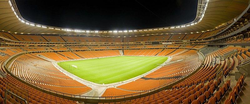 14. FNB Stadium, Johannesburg