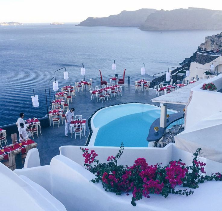 14. Lauda, Hotel Andronis - Santorini, Greece