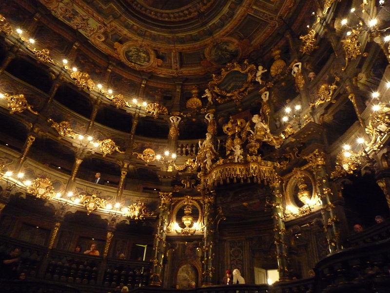14. Margraves Opera House - Bayreuth, Germany