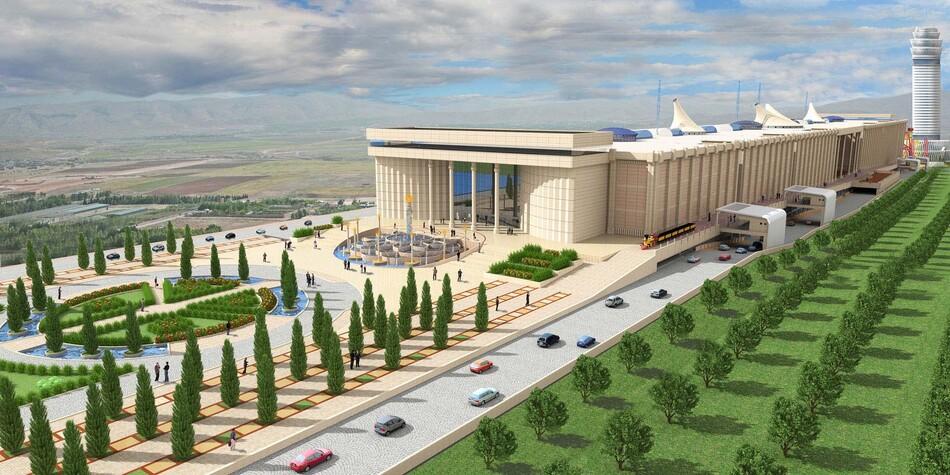 14. Persian Gulf Complex - Shiraz, Iran