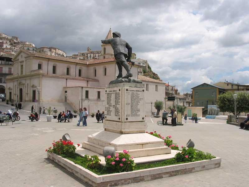 14. Tursi, Province of Matera - Basilicata